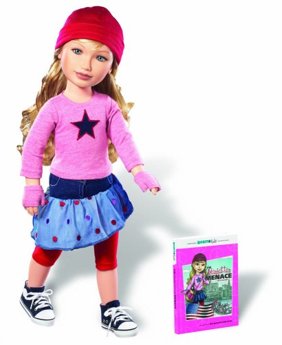 - Karito Kids Zoe from NYC, USA World Collection Doll/Book Starter Set