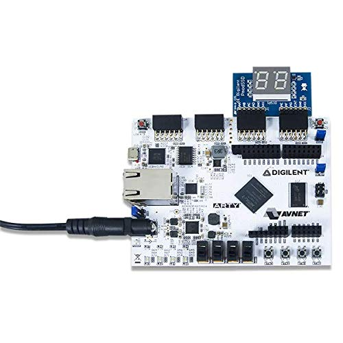 Digilent Arty A7-100T FPGA Development Board for Makers and Hobbyists