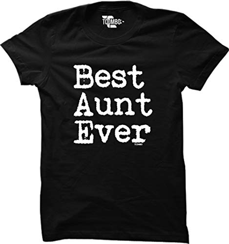 Large Product Image of Best Aunt Ever Women's T-Shirt