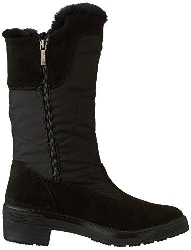 Snow Women's Pajar Nathalie Suede Boot Black Sgqp6