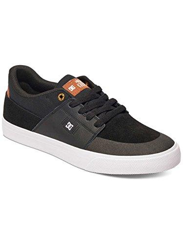 Multi Shoes brown couleurs Espadrillas Dc Uomo Wes Kremer Basse Black white 6RcYwd