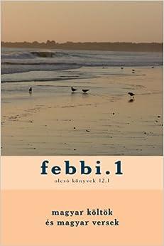 olcsó könyvek 12.1: febbi: Volume 12 (olcsó könyvek sorozat)