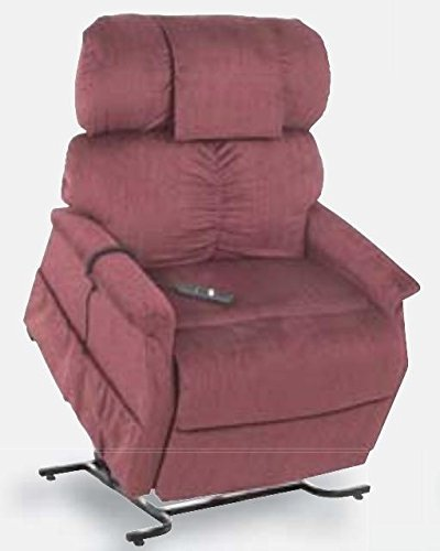 Golden Technologies Comforter Wide Series Large Lift Chair - Evergreen - PR-501L-26D by Golden (Series Wide Lift Chair)