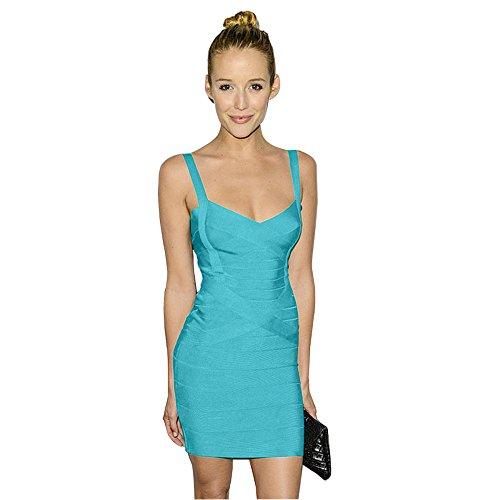 kim kardashian blue dress miami - 2