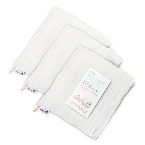 Coney Island Cotton Washcloths All Natural product image