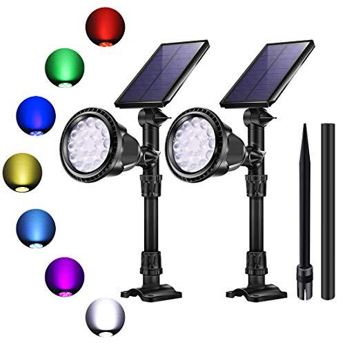 Solar Spot Lamps in US - 8
