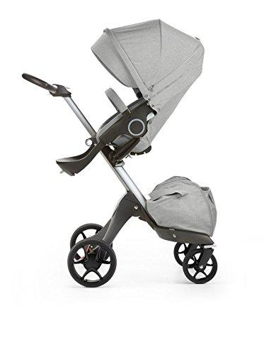 Stokke Xplory V5 Stroller, Grey Melange