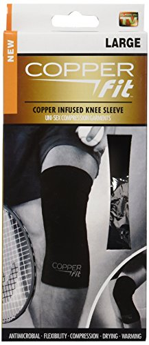 Copper Fit Infused Knee Sleeves