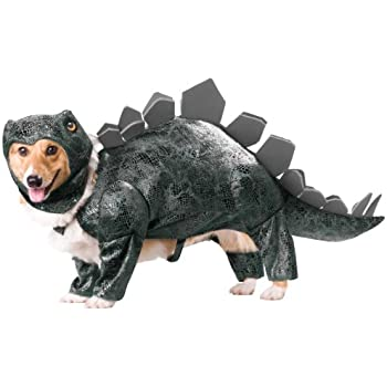 Animal Planet PET20105 Stegosaurus Dog Costume, Large