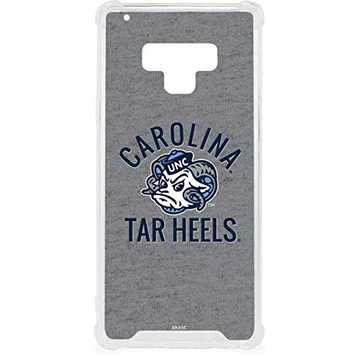 Skinit North Carolina Tar Heels Logo Galaxy Note 9 Clear Case - Skinit Clear Case - Transparent Galaxy Note 9 Cover