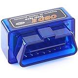 OBD Bluetooth Auto Scanner OBDII 2 Car ELM 327 Tester
