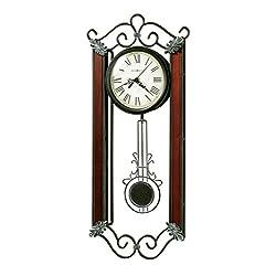 Howard Miller 625-326 Carmen Wall Clock
