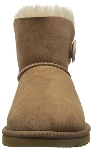 tr Femme Mini Button sw980 Ugg Marron Button Bailey W's Boots 1UfaYvw8Yq