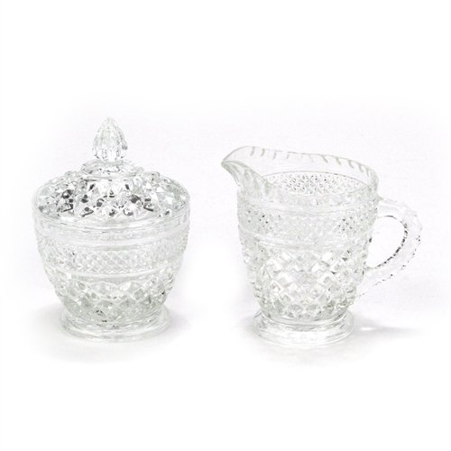 cream pitcher and sugar bowl - 3
