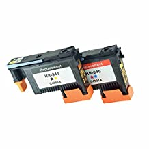 Komada 1set of compatible HP940 printheads(1BK/Y+1C/M) with the latest Chips fit for HP Officejet Pro 8000 Wireless 8000AIO 8000W 8500 A809 A909a A909g A909n 8500A 8500AIO 8500W