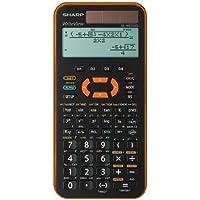 EL-W531 XG-YR wissenschaftlicher Schulrechner, WriteView-Anzeige, Farbe orange-metallic, SEK I&II, 335 Funktionen, TWIN-Power