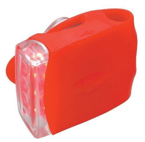 Topeak RedLite DX USBリアライト(赤、レッドLED) by Topeak B018RP798K