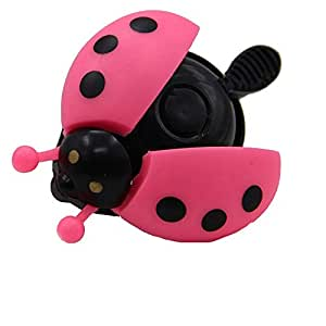 Amazon.com: Xeminor Ladybug Bike Bell Anillo Horno Niño ...