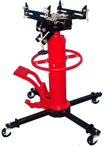 Heavy Duty 1/2 Ton Hydraulic Telescopic Transmission Jack