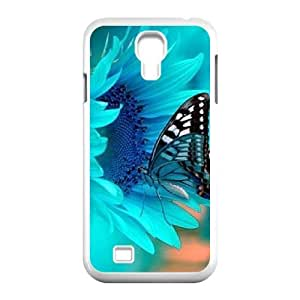 Butterfly Unique Design Cover Case for SamSung Galaxy S4 I9500,custom case cover ygtg522561