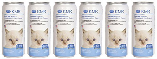 Cheap KMR Liquid Replacer for Kittens & Cats, 11oz cans (6-Pack)