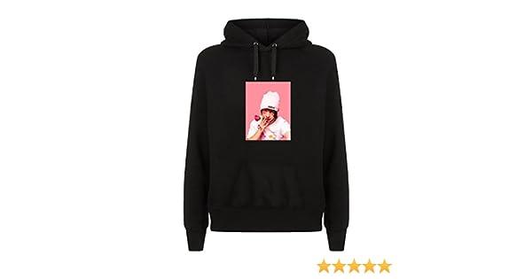 Lil xan Xanarchy Capucha Hoodie Sudadera Sweater Sweatshirt Camisa De Entrenamiento Cumpleaños 2XL Black Hoodie: Amazon.es: Ropa y accesorios