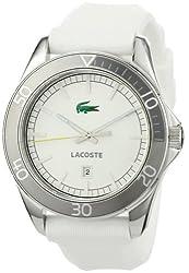 Lacoste Sportswear Collection Sport Navigator Silver Dial Men's watch #2010507