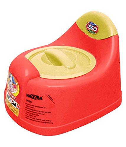 Nayasa Baby Potty Seat  Multicolor