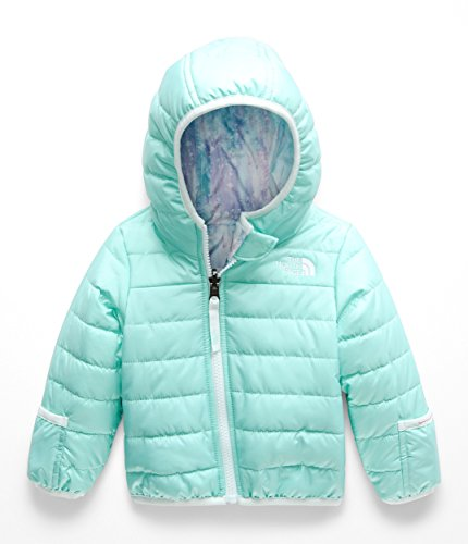 The North Face Infant Rev Perrito Jacket - Mint Blue - 18M