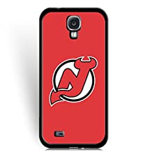 Galaxy S4 Case, NHL- New Jersey Devils Team Logo- Samsung Galaxy S4 (I9500) Case Ice Hocky-High quality Case