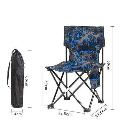 HOKUGA Sillas de Camping - Muebles al Aire Libre Silla de ...