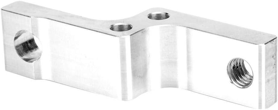 LS Billet Aluminum Swap Transmission Dipstick Bracket Replacement Parts Fit for LS2 LS1 LS3 4.8 5.3 6.0 Oil Dipstick Holder