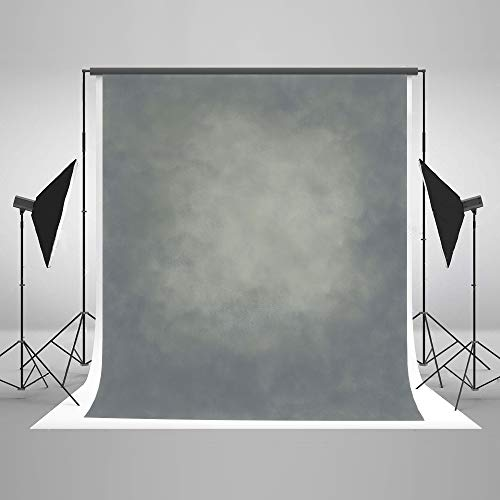 Kate 5x7ft Photography Background Portrait Backdrop Grey Abstract Photo Backdrop Photography Background ()