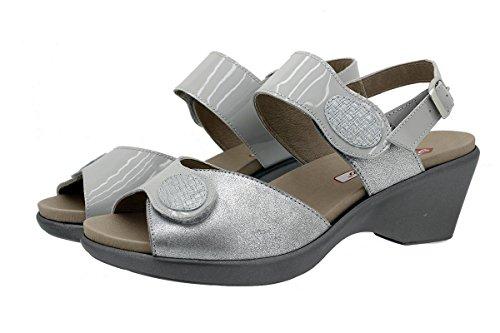 Charol PieSanto Chaussure Femme Sandales Perla Amovible 180868 Confort Semelle à 88aHqwBO