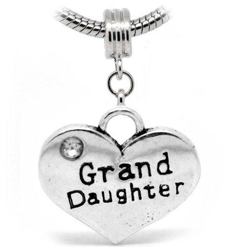 Heart Chain Dangle -