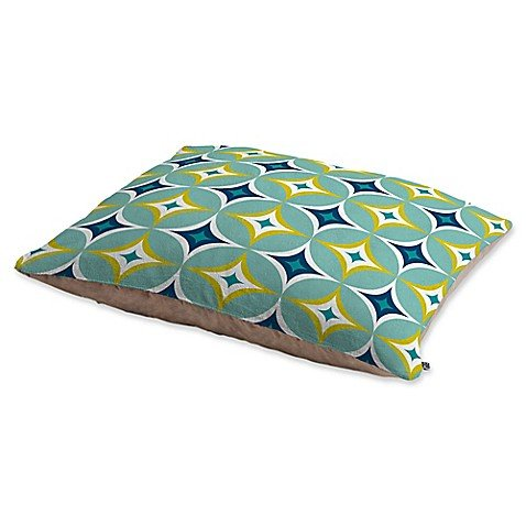 Deny Designs Heather Dutton Astral Slingshot Pet Bed in Blue by Deny Designs