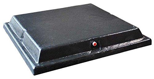 Reptile Basics Radiant Heat Panel, 40 watt for snake habitats by Reptile Basics