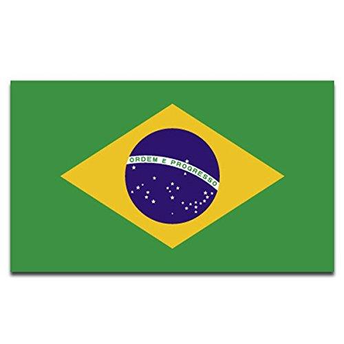 Brasil brasileña bandera nacional grande de 5 x 3 pies de la Copa Mundial de Fútbol