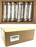 Cannoli Tubes, EUICAE 5 inch Large Stainless