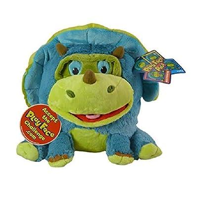 "Playface Dino 12"" Pal Plush Dolls: Toys & Games"