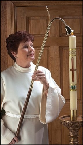 (Faithful Gifts Candlelighter with Bell Snuffer)