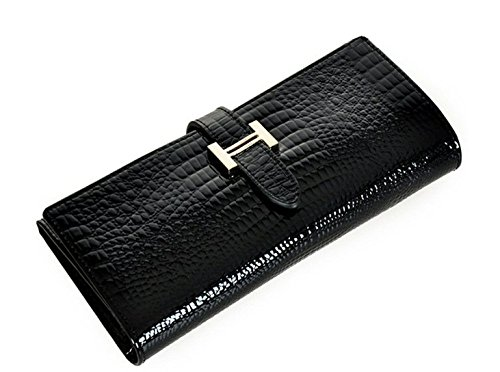 glossy-genuine-leather-wallet-crocodile-pattern-with-an-id-window-black