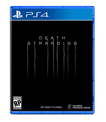 PS4 Death Stranding - Special Edition