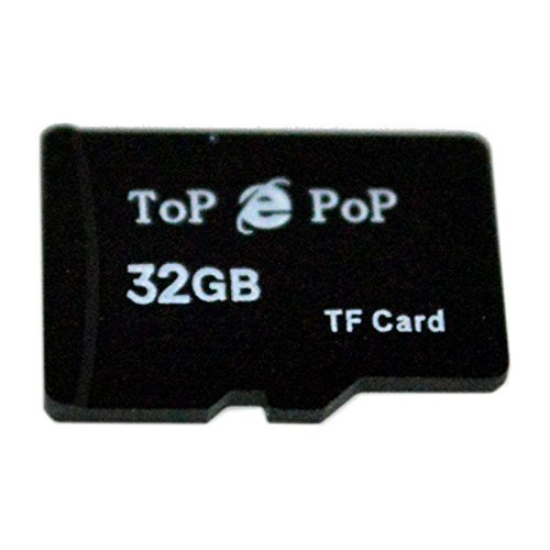 TopePop 32GB 32G Micro SD SDHC TF Flash Memory Card with Adapter for Smartphones LG G2 G3 G4 G5 Samsung Galaxy S5 S4 S6 S7 Digital Camera Tachograph by TopePop (Image #5)
