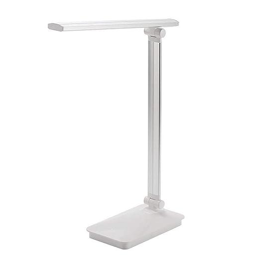 Lámpara De Mesa De Diseño Giratorio De 5W 340 Grados De Alta ...