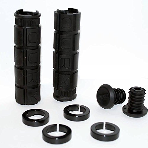 Oury Lock-On Grip Bonus Pack (Black)