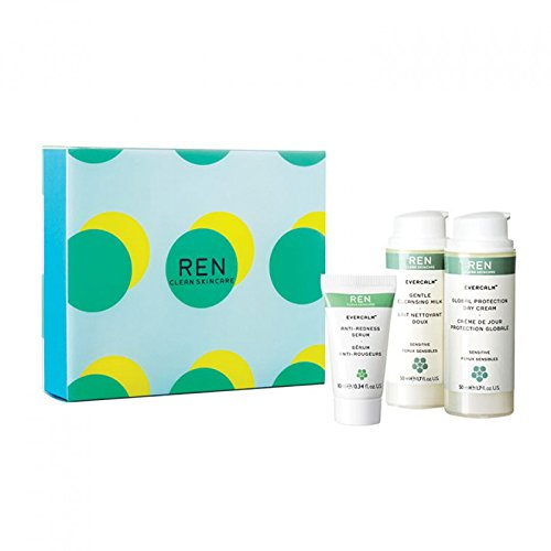 REN Ever calm gift set, 3.7 Fluid Ounce