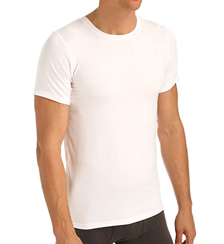 UPC 781348110346, Essence Crew Neck Short Sleeve Undershirt White Xlarge