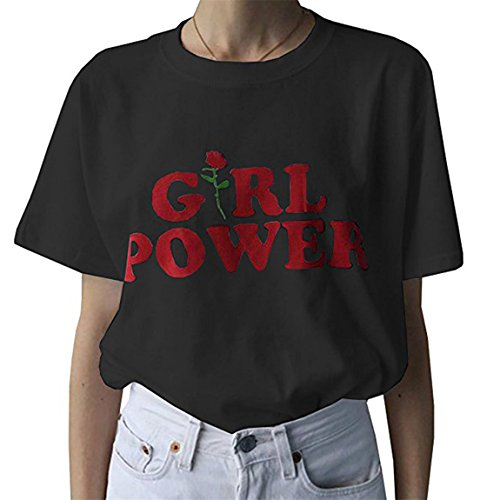 1c2f796593d26 Jual BLACKMYTH Women Cute Graphic T shirts Funny Tops short sleeve ...