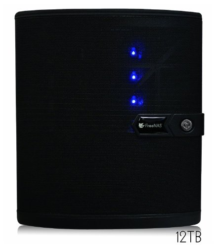 FreeNAS Mini - Network Attached Storage (12TB) by IXSYSTEMS, INC